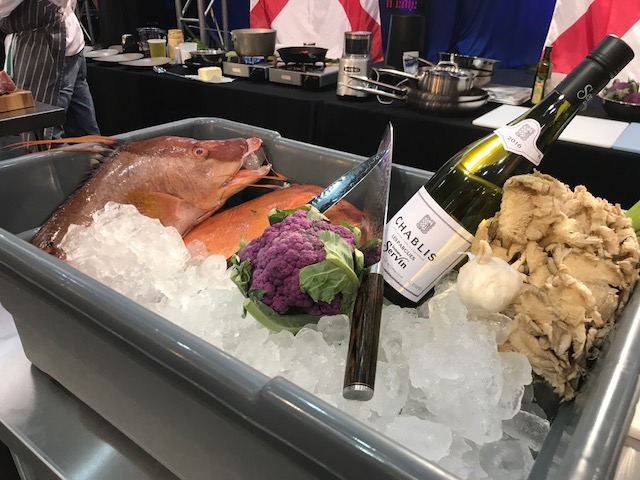 Great American Seafood Cookoff
